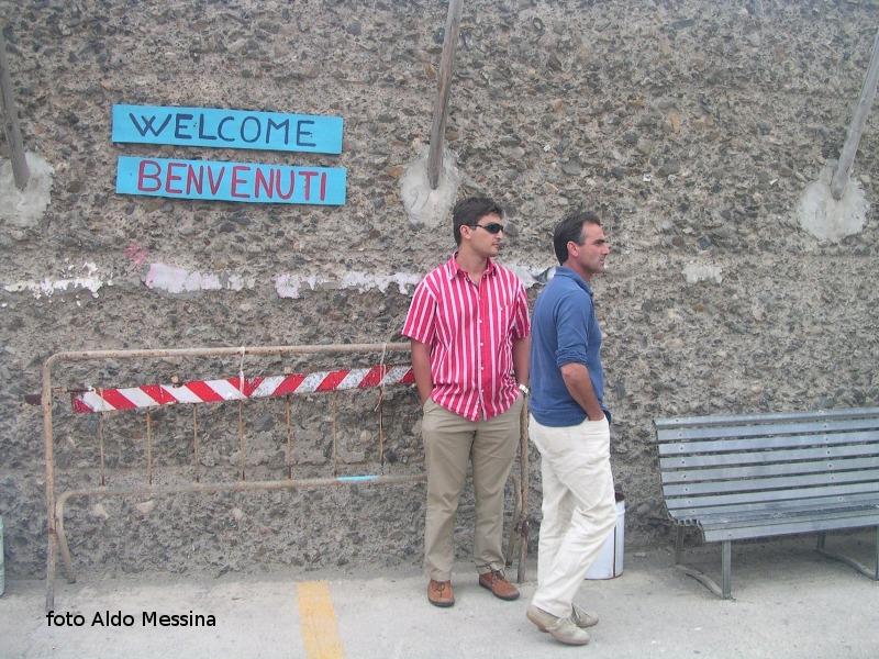 Aspettando i turisti