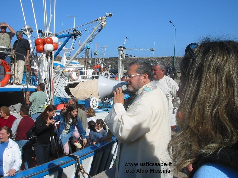 Madonna dei Pescatori - Processione con le barche a mare