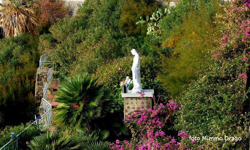 Ustica, Madonna dei pescatori