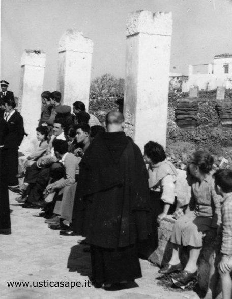 Villino Guido Alessandri, festeggiamenti apertura colonia