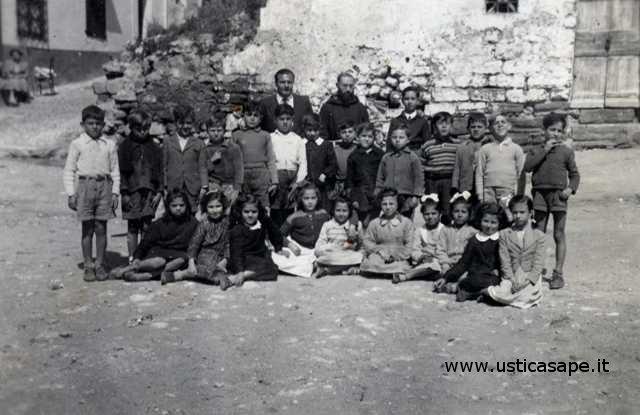 Scolaresca anno 1949