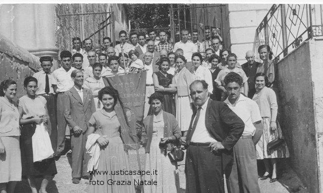 Ustica, Raduni Agricoltori Diretti