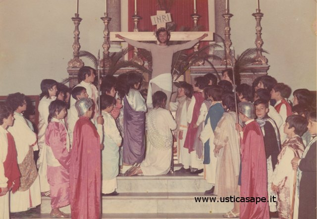 Rappresentazione Venerdì santo