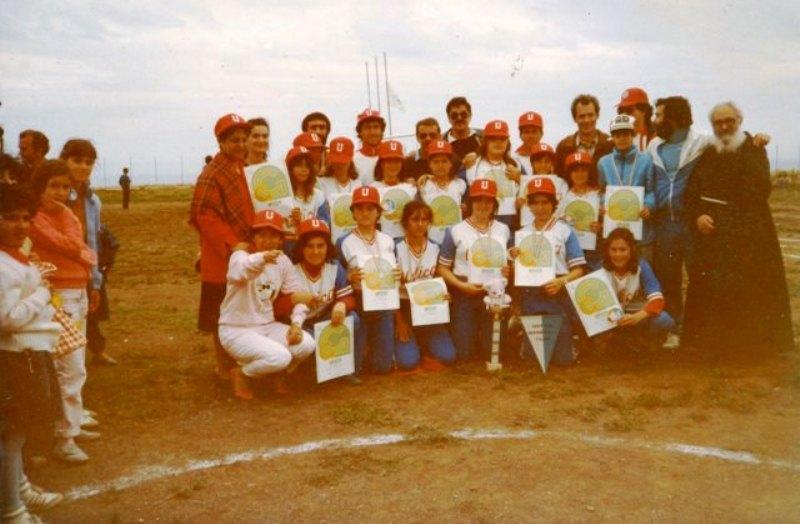 squadre di softball