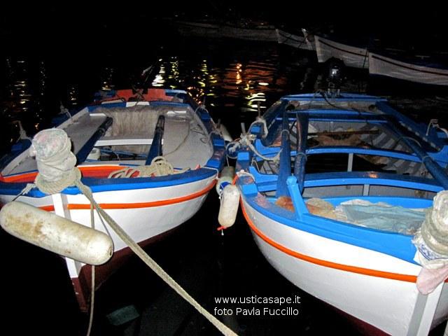 Cala Santa Maria, barche