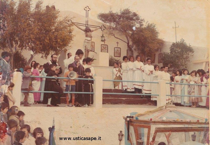 Ustica Calvario, Venerdì Santo