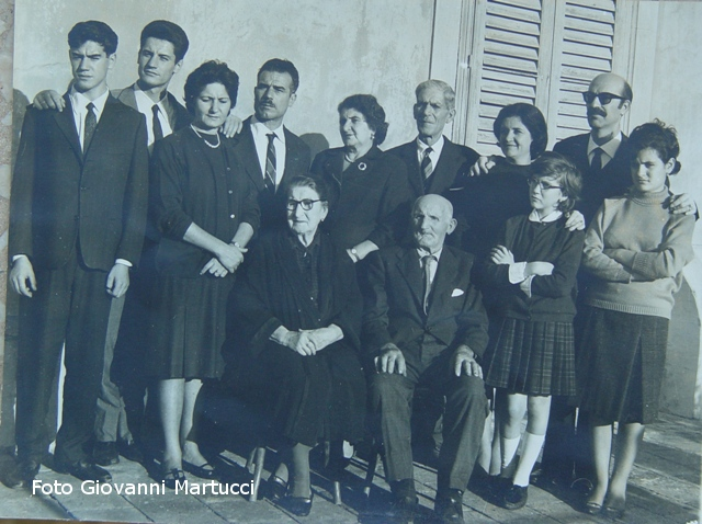 Ustica, quattro generazioni
