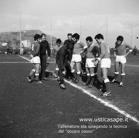 Ustica calcio, gli ultimi consigli dell'allenatore