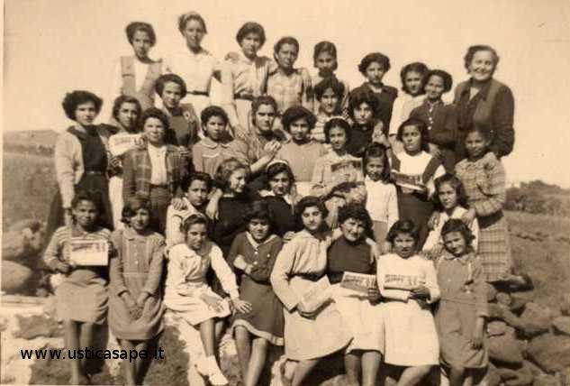 Giovane Azione Cattolica maggio 1954