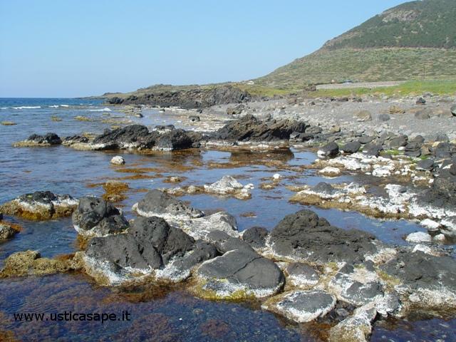 Straordinaria bassa marea zona AMP