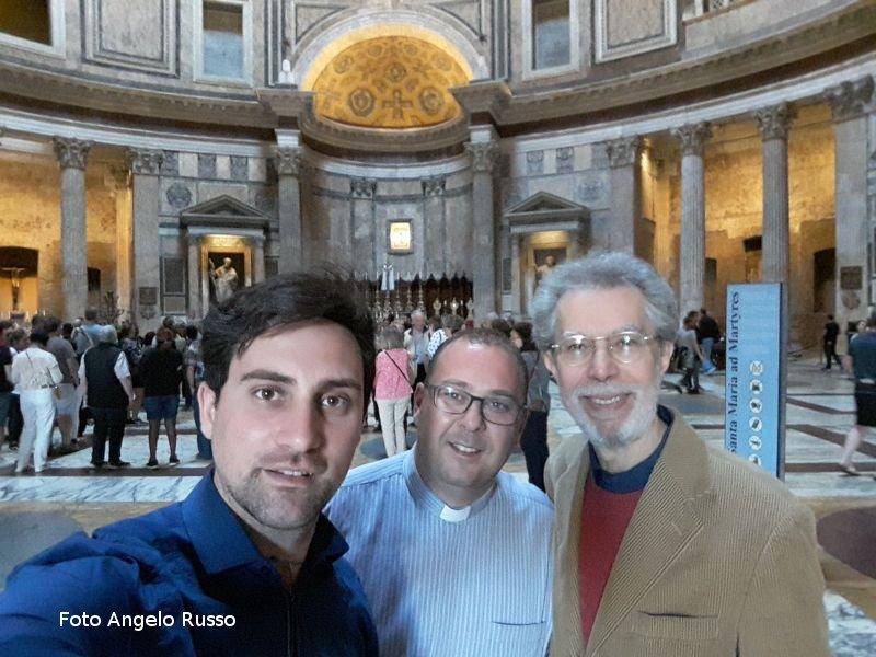 incontro a Roma con Franco Foresta Martin