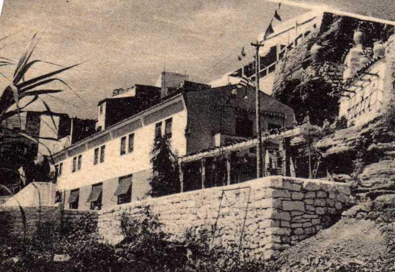 Ustica, Cottage Hotel