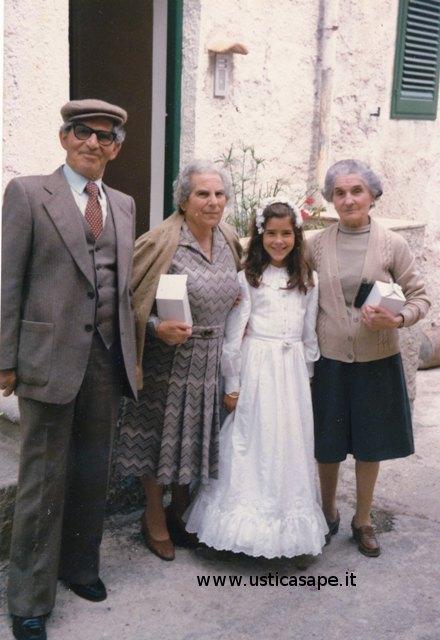 Ustica, prima comunione