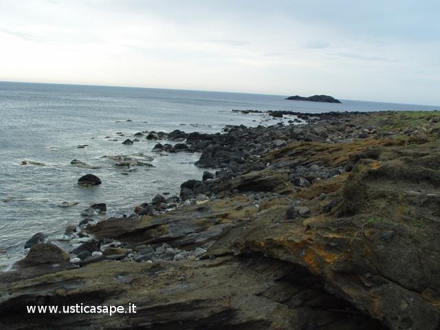 Ustica zona AMP - Punta Megna