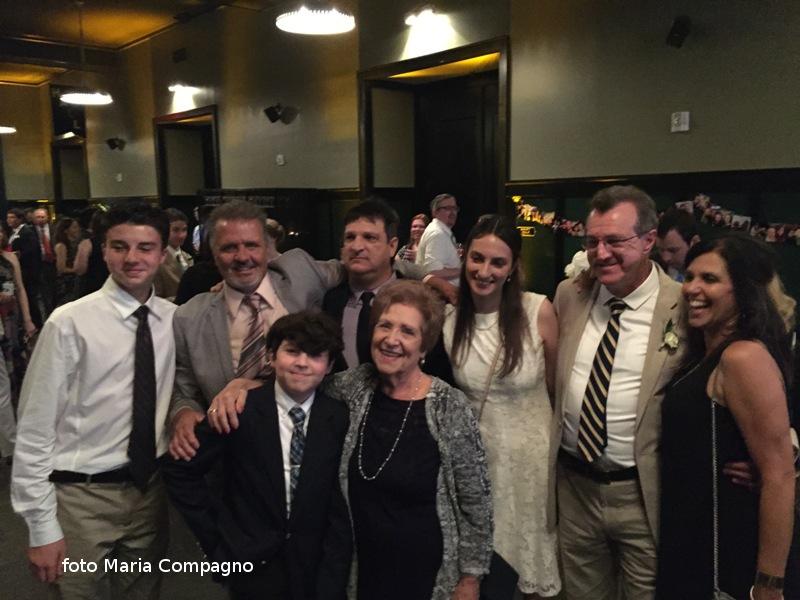 New Orleans, Familiari Franco Bertucci