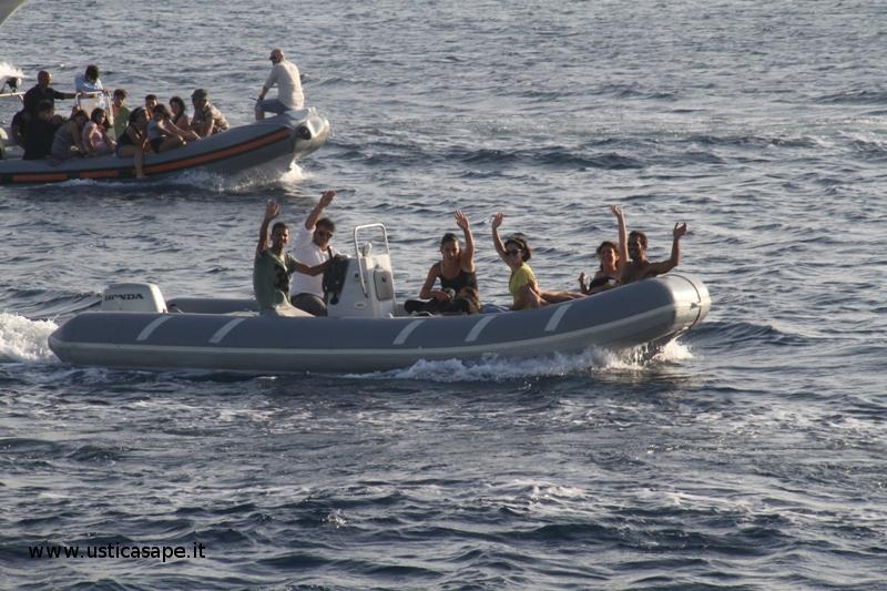 Processione, Madonna, Pescatori, barche, mare
