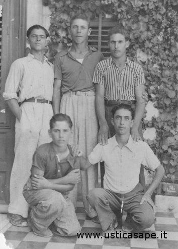 Ustica, cinque veri Amici