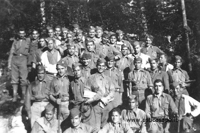 Militari usticesi in servizio ad Ustica