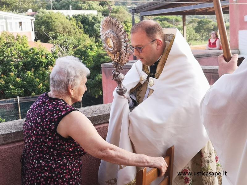 Corpus Domini - visita ammalati...