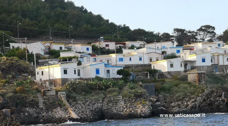 Ustica, villaggio pescatori