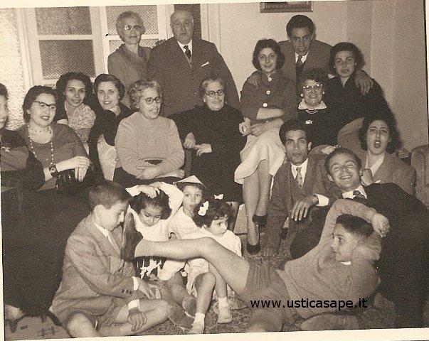 Ustica, riunione di famiglia
