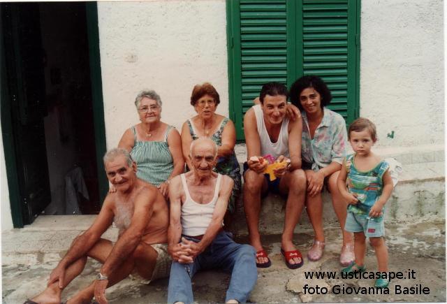 Famiglia Basile e amici