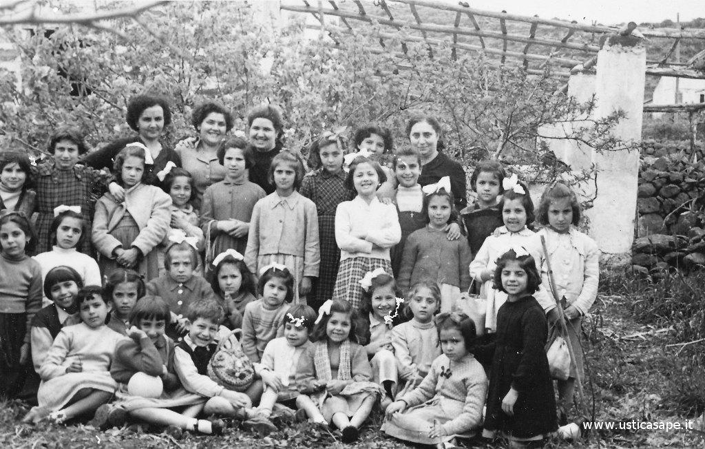 Ustica, giovani, Azione ,Cattolica