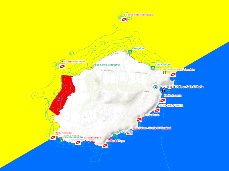 AMP,  Ustica, online, Osservatorio, Turistico, Sicilia