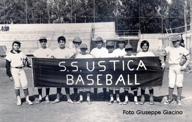 Ustica Baseball 1972