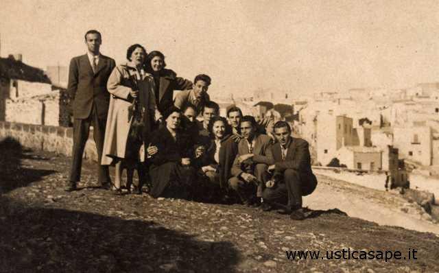 Ustica, foto della domenica