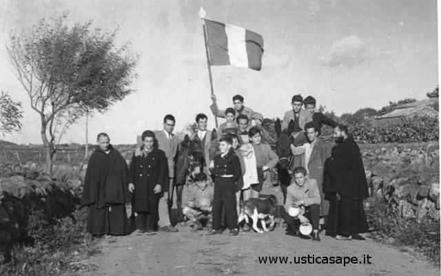 Gruppo Giovani Azione Cattolica in festa