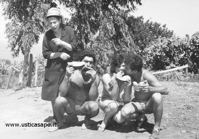 Innamorati dell'anguria 1972