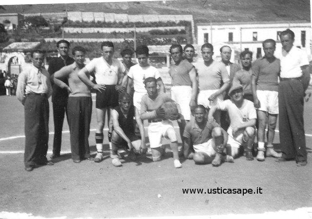 Calcio foto vecchie glorie