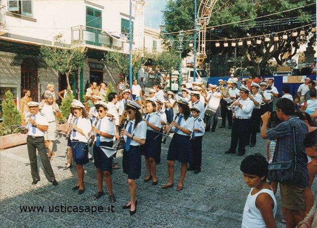 Ustica, festeggiamenti per San Bartolo