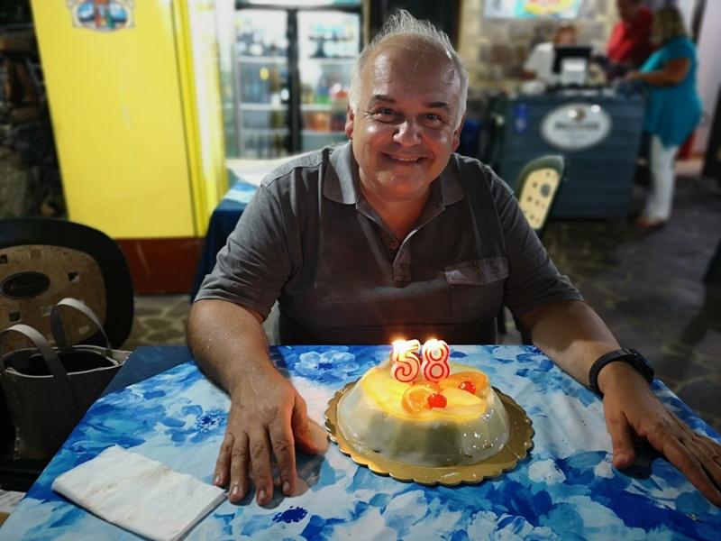 Compleanno Daniele Nava