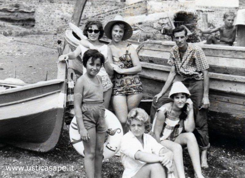 Ustica, amici al mare