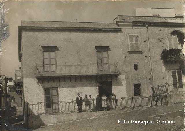 Ustica, casa Giacino