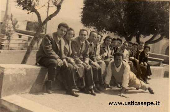 Amici Pasqua 06-04-1958