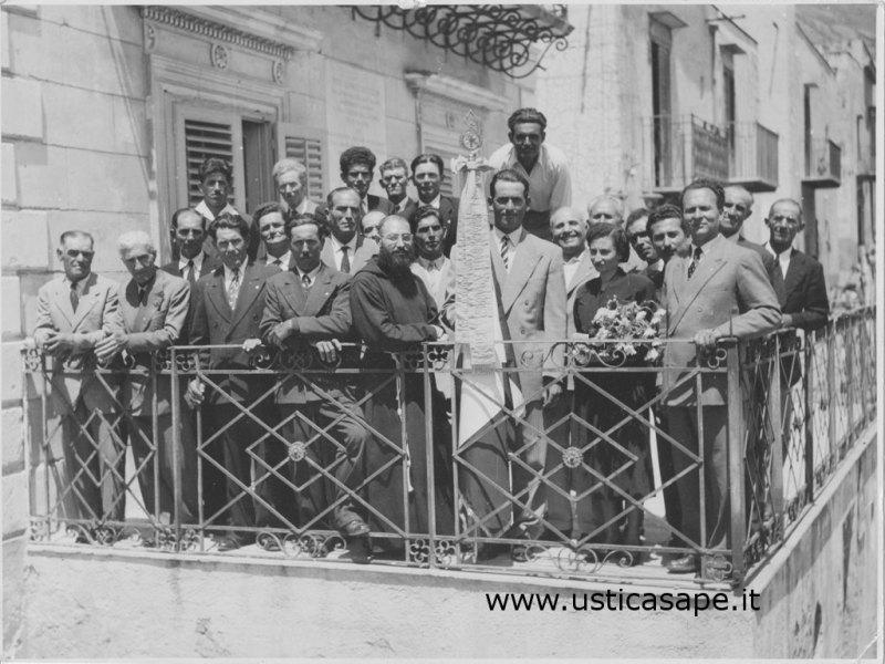 Ustica, uomini e donne dell'Azione Cattolica