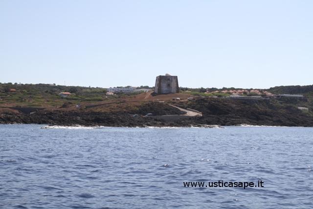 Ustica, Torre dello Spalmatore