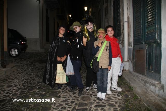 Halloween, dolcetti, scherzetti, Ustica