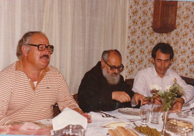 Cena a New Orleans - Camillo, Padre Carmelo, Vito