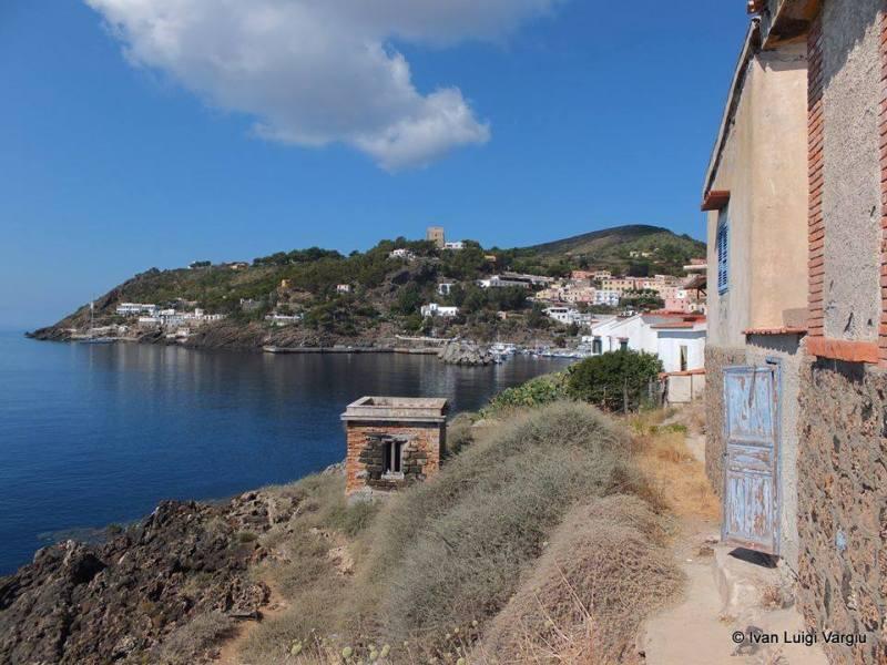 panorama visto dal villaggio dei pescatori
