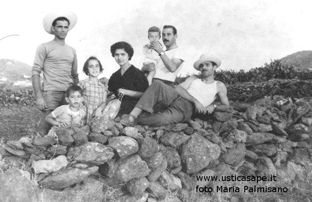 Dall'album della famiglia Palmisano