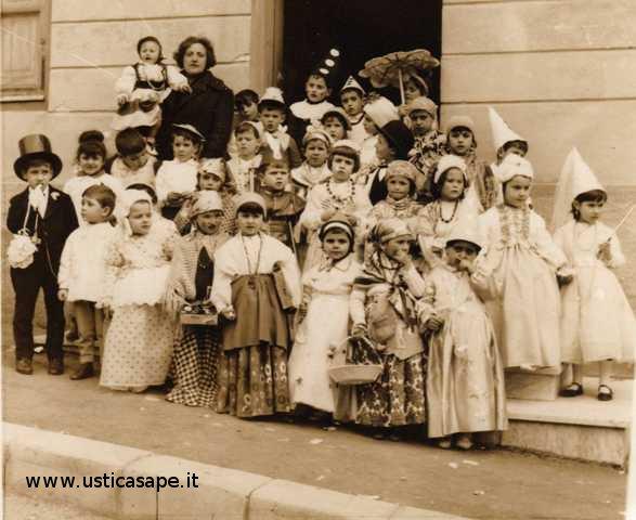 Ustica, carnevale
