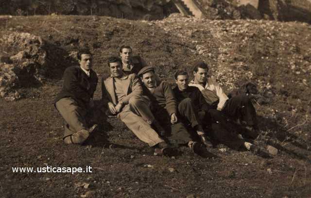 Ustica Amici, foto del giorno festivo