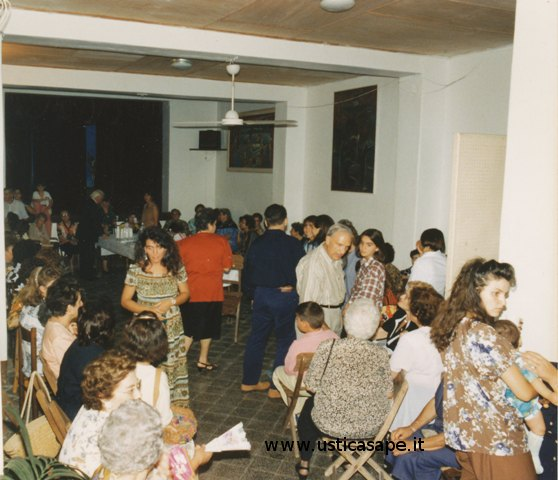 Ustica, un giorno di festa in Parrocchia