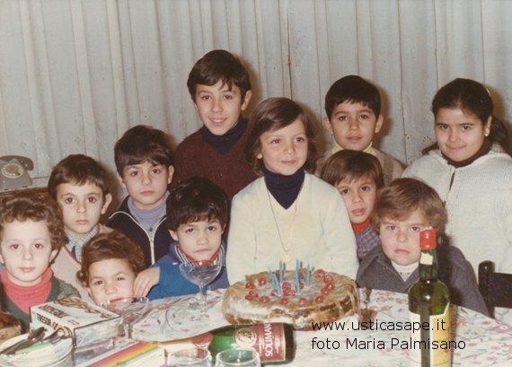 Giovanni festeggia i primi sei anni