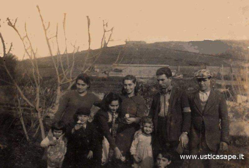 Ustica, album famiglia,