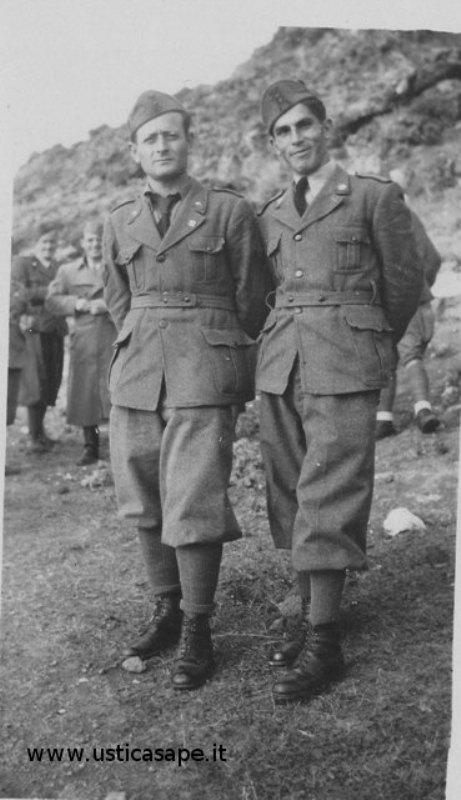 Militari in servizio ad Ustica, Vincenzo Padovani e Onofrio Maggiore